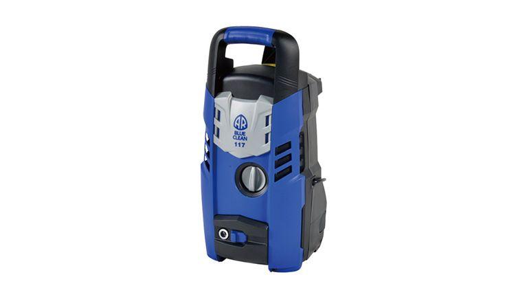 スーパー工業 家庭用高圧洗浄機 BLUE CLEAN 117 未使用 展示品