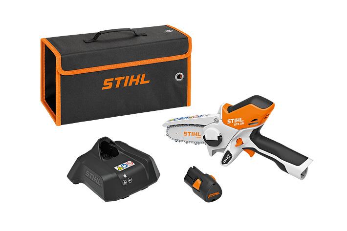 STIHL バッテリーガーデンカッター GTA26